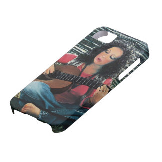 LOVING GUITAR, Country Blues Folk  Pop Music iPhone 5 Cases