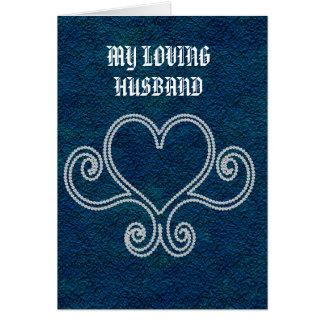 Loving Husband Card