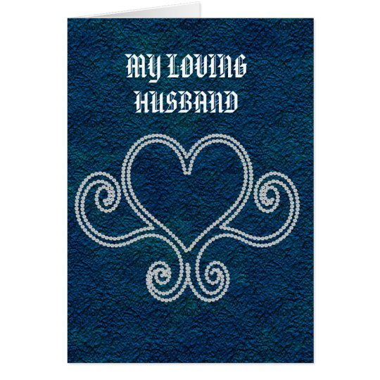 Loving Husband Card