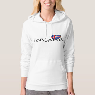 Loving Iceland Hooded Pullover