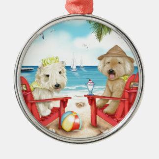 Loving Key West Christmas Ornament