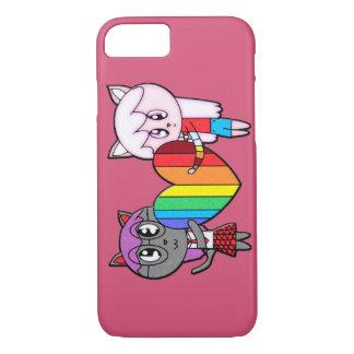Loving kittens iPhone 7 case