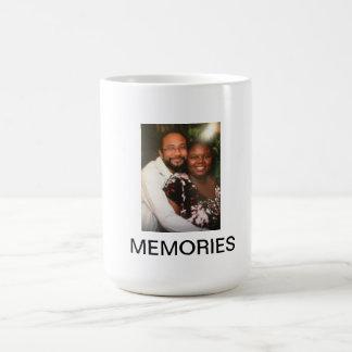 Loving memories mug