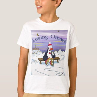 Loving Ottawa Tshirts