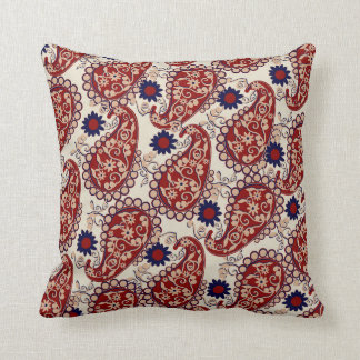 Loving Peace Red-White Decor-Soft Pillows