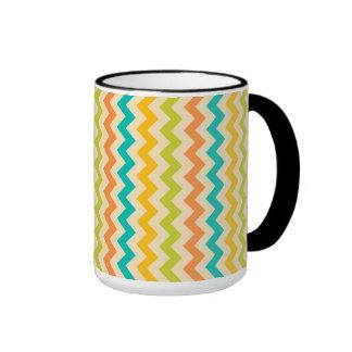 Loving Resourceful Trusting Imagine Ringer Mug