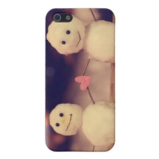 Loving Snow iPhone 5 Cover