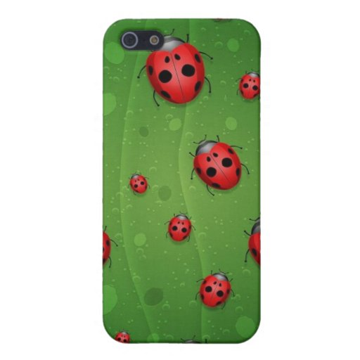 Loving the Bugs Covers For iPhone 5