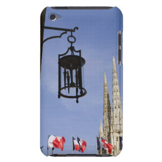 Low angle view of a church, Hotel De Ville, St. iPod Touch Case