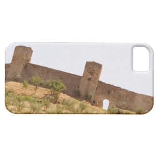 Low angle view of a fort, Monteriggioni, Siena iPhone 5 Cover
