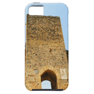 Low angle view of a fort, Porta Franca, iPhone 5 Case