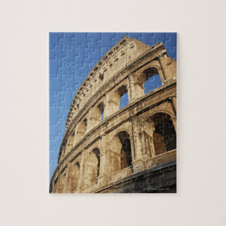 Low angle view of Colosseum Jigsaw Puzzle