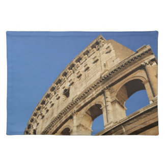 Low angle view of Colosseum Placemat