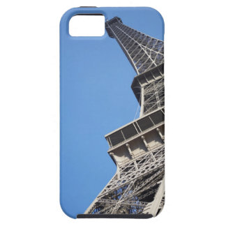 Low angle view of Eiffel Tower, Paris, France iPhone 5 Case