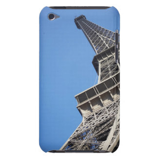 Low angle view of Eiffel Tower, Paris, France iPod Touch Cases