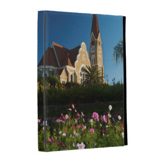 Low Angle View Of The Christ Church iPad Folio Case