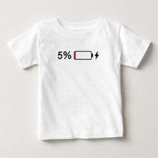 Low Batteries Tshirts
