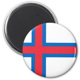 Low Cost! Faroe Islands Flag Magnet