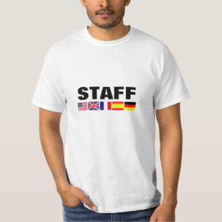Low Cost Group and Business Staff T Shirts