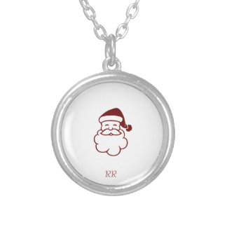 Low Cost Holiday Fun Silver Plated Necklace