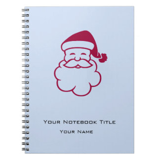 Low Cost Holiday Fun Spiral-bound Notebook