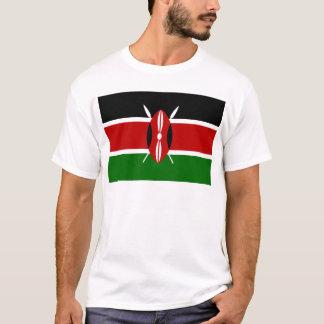 Low Cost! Kenya Flag T-Shirt