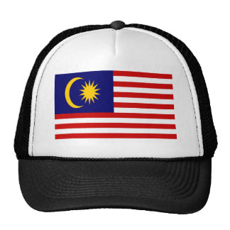 Low Cost! Malaysia Flag Cap
