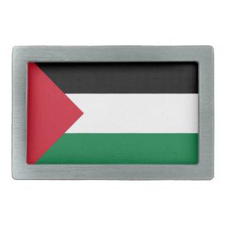 Low Cost! Palestine Flag Belt Buckle