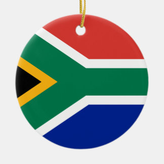 Low Cost! South Africa Flag Christmas Ornament