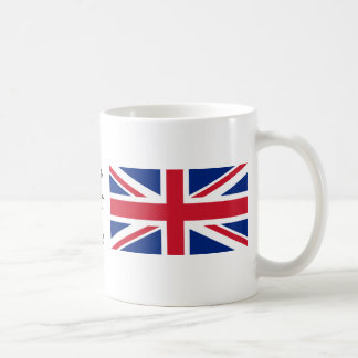 Low Cost Union Jack Flag of Great Britain Mug