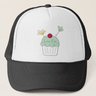 Low fat cupcake Hat