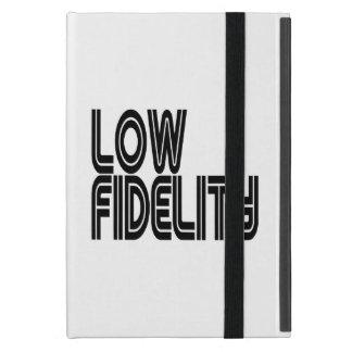 Low Fidelity iPad Mini Case