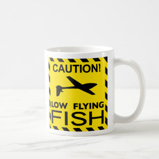 """Low Flying Fish"" Mug"