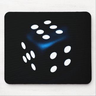 Low Key Dice - Mousepad