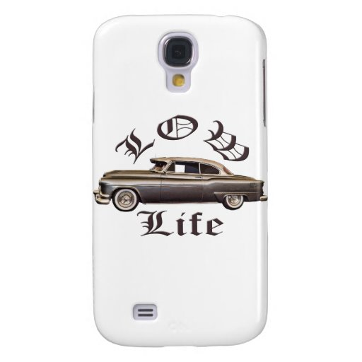 Low Life Oldsmobile Lowrider Galaxy S4 Cases