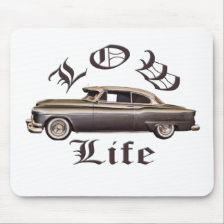 Low Life Oldsmobile Lowrider Mouse Pad