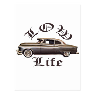 Low Life Oldsmobile Lowrider Postcards