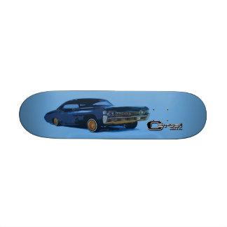 Low Low skateboard. 19.7 Cm Skateboard Deck