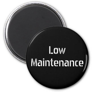 Low Maintenance Fridge Magnets
