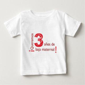 Low maternal t shirt