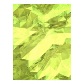 Low poly abstract postcards