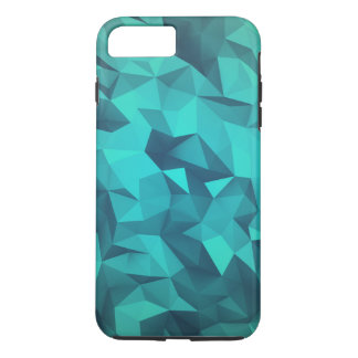 Low Poly background iPhone 7 Plus Case