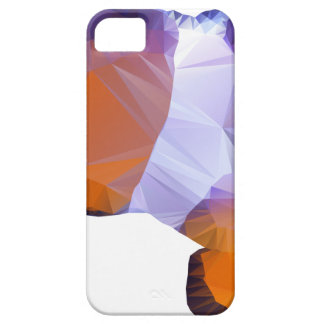 Low Poly Clown Fish Case For The iPhone 5