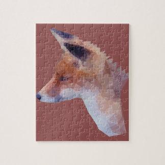 Low Poly Fox Jigsaw Puzzle