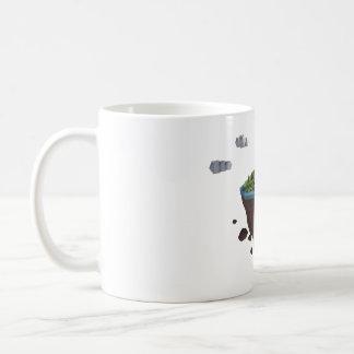 Low Poly Island Mug