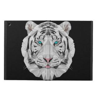 Low Poly Siberian Tiger iPad Pro Case