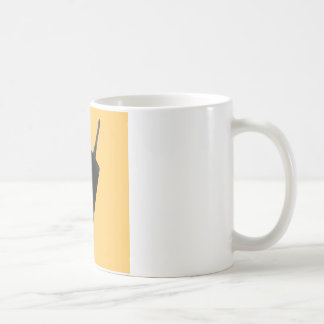 Low Poly Trap Phone Basic White Mug