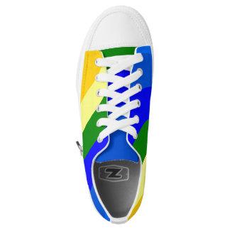 Low rainbow converse Designer Sneakers