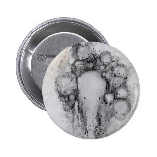 low res brain II 6 Cm Round Badge