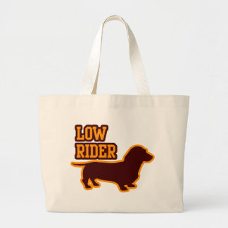 Low Rider Canvas Bags